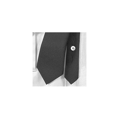 Samuel Broome Polyester Clip-On Tie