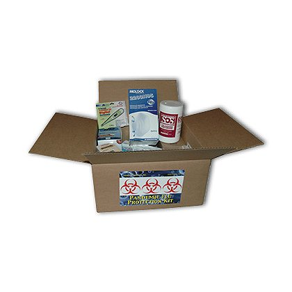 Fieldtex Bulk Pandemic Flu Kit