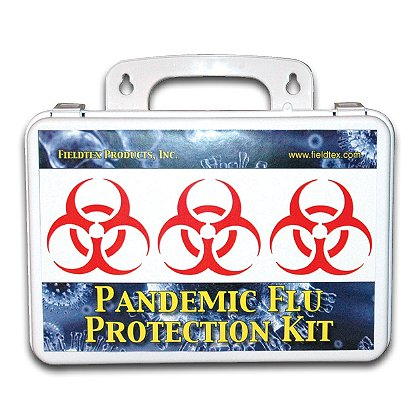 Fieldtex One Person Pandemic Flu Kit