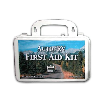 Fieldtex Auto/RV 96 Piece First Aid Kit