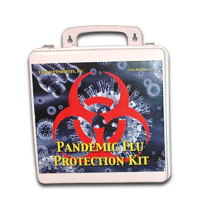 Fieldtex One Person Pandemic Flu Kit - Complex