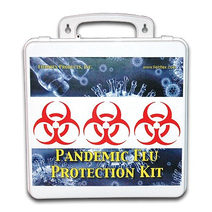 Fieldtex Multi-Use Pandemic Flu Kit