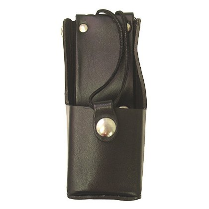 Leathersmith Radio Case Fits Vertex VX500, w/FNB-29 Batt (Plain & DTMF)