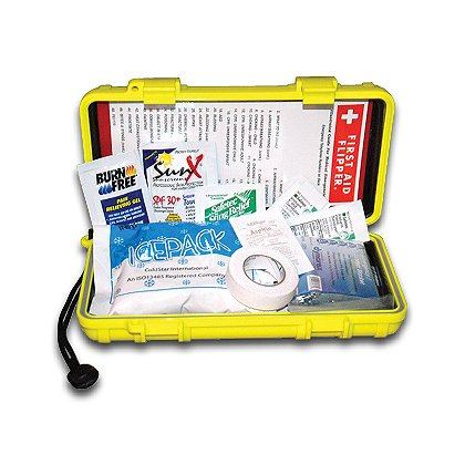 Fieldtex Handy Waterproof First Aid Kit
