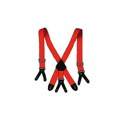 Honeywell Crossover X-Back Style Suspenders