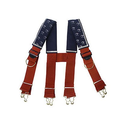 Honeywell Padded Quick-Adjust Suspenders