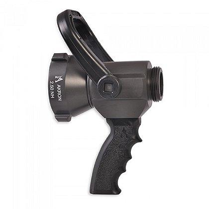 Akron 2 1/2'' x 1 1/2'' Shutoff with Pistol Grip