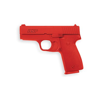 ASP Red Training Gun Kahr 9mm/.40