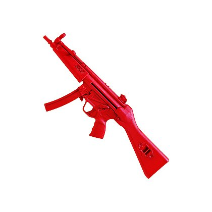 ASP Red Training Gun Heckler & Koch MP5