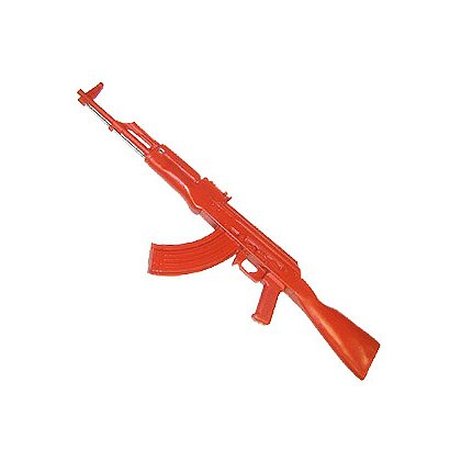 ASP Red Training Gun AK47