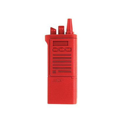 ASP Red Training Motorola Radio