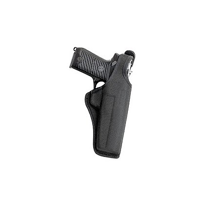 Bianchi 7105 AccuMold Cruiser Duty Holster, Black