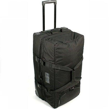 Blackhawk Medium Alert Bag, Retractable Handle & Wheels