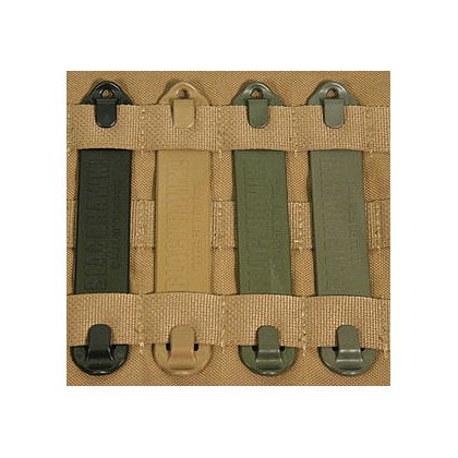 Blackhawk S.T.R.I.K.E./MOLLE Speed Clips, 6-Pack