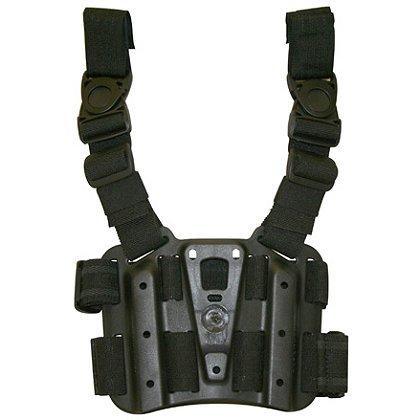 Blackhawk CQC Tactical Thigh Holster Platform, Tactical Matte Finish