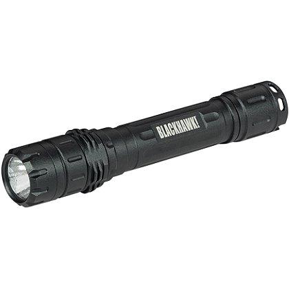 Blackhawk Night-Ops Legacy L-2A2 Tactical Handheld Flashlight, 2 AA Batteries, 200 Lumens, 7.3