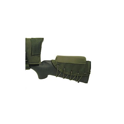 Blackhawk Cheek Pad for Rifles, Black