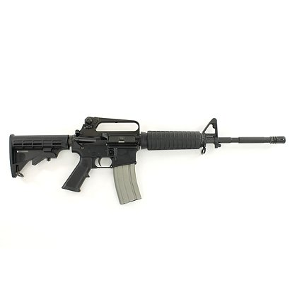 Bushmaster Model 90216 5.56x45mm NATO M4A2 Patrolman's Type Carbine