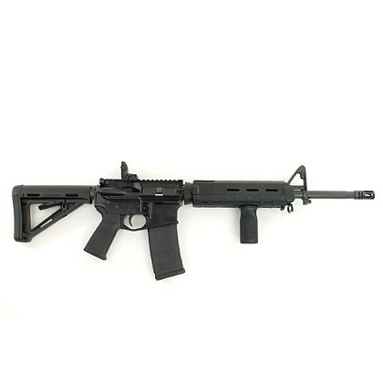 Bushmaster Model 90827 5.56x45mm NATO Mid Length MOE Carbine 16
