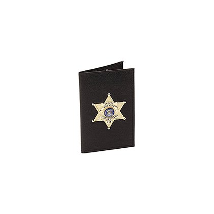 Blackinton Badge Case w/2 ID Windows