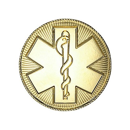 Smith & Warren Badges Star of Life Medallion