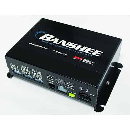 Code 3 Banshee™ Dual Tone & Low Frequency Siren Amp System, 100w/200w Output