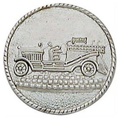 Smith & Warren Badges Motorized Engineer Medallion