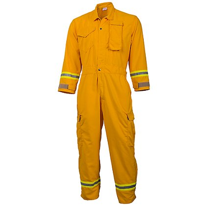 Crew Boss Wildland Jumpsuits, NFPA 1977