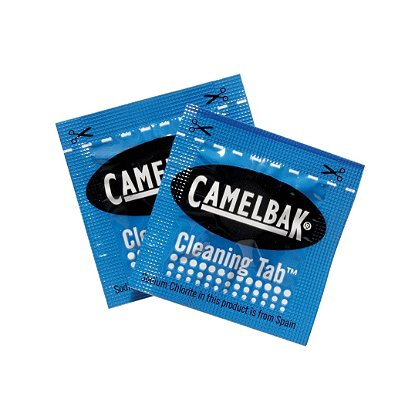 CamelBak Cleaning Tablets, 8-Pack, Military