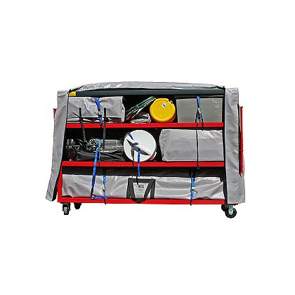 Crew Boss Rehab Kart Kit for NFPA 1584, 2008
