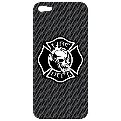 TheFireStore Exclusive Black Maltese Cross w/ Skull iPhone 5 Decal