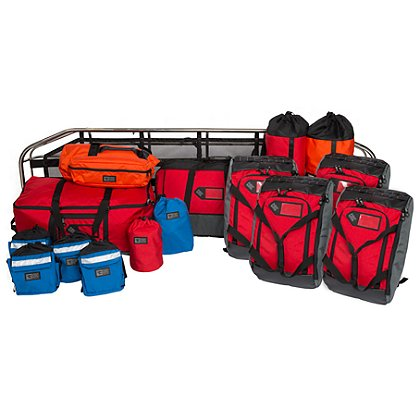 CMC Team MPD Rigging Kit with 4 Response Harnesses™
