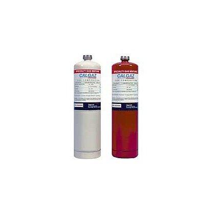 Calgaz Calibration Gas, 2 Gas C4H10 / CO2