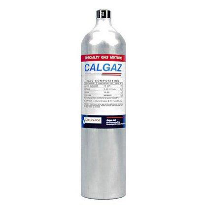 Calgaz Calibration Gas, 1 Gas NH3