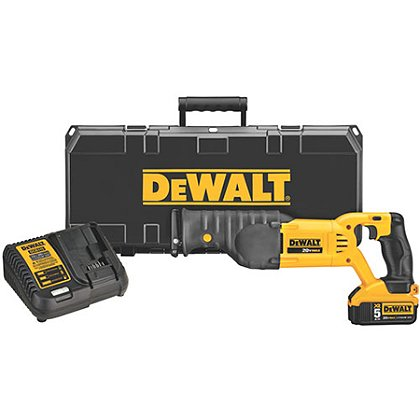 "Dewalt 20V MAX 1-1/8"" Reciprocating Saw Kit"