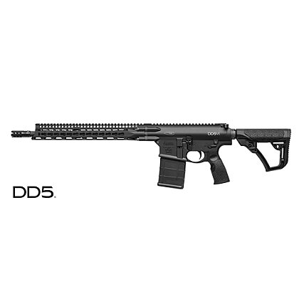 Daniel Defense DD5 V1 7.62MM / .308 Semi-Auto Rifle with 15