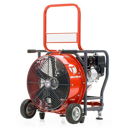 Tempest Technology Direct-Drive Gas Power Blower