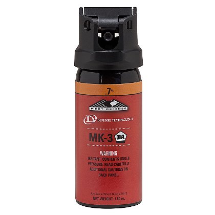 Defense Technology First Defense .7% MK-3 Stream OC Aerosol