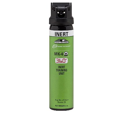 Defense Technology First Defense 360° Inert MK-4 Stream OC Aerosol