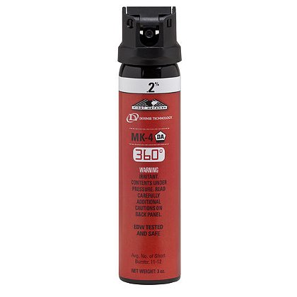 Defense Technology First Defense, 360 MK-4, 3.0oz, Stream