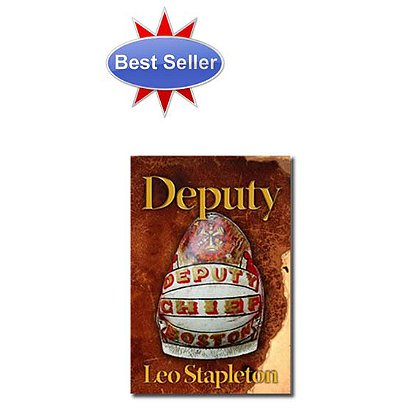 Deputy, by Leo D. Stapleton. Hardcover, 280 pages