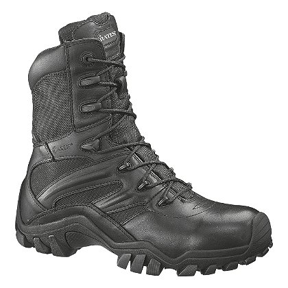Bates Delta-8 Side Zip, 8 in. Tactical Boot with Individual Comfort System