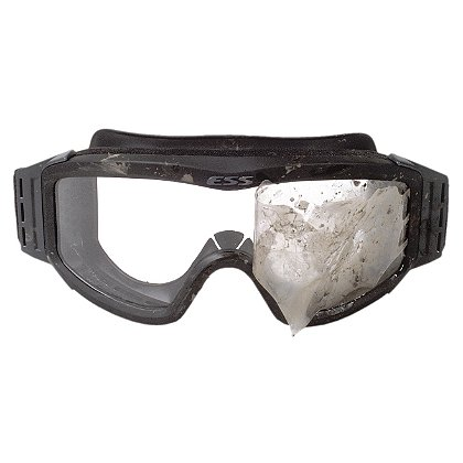 ESS Goggle Tear-Off Lens Covers