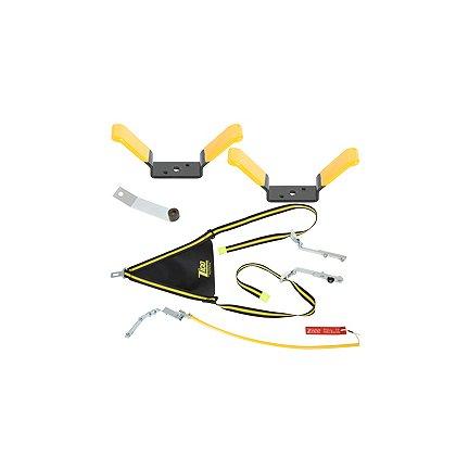 Zico 1054 Load & Lock Walkaway Kit to Convert Standard KD Brackets to KD-ULLH-EZO with Ejector Spring