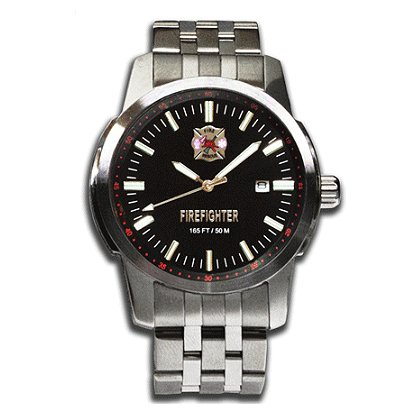 Swiss Watch Co Falcon Series Firefighter Watch