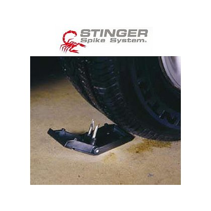Stinger Spike Systems Rat Trap II, Pocket-Sized Tire Deflation Device