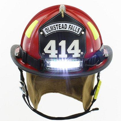FoxFury Command 20 Fire Headlamp