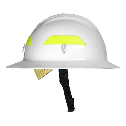 Bullard Full Brim Wildland Helmet With Ratchet