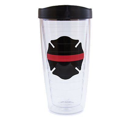 Exclusive Thin Red Line Maltese Tumbler