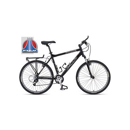 Fuji Police Patrol Bike, Gloss Black